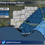Severe Weather this Weekend (January 20-22, 2017)
