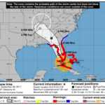 Hurricane Irma 10pm Advisory 9.9.17