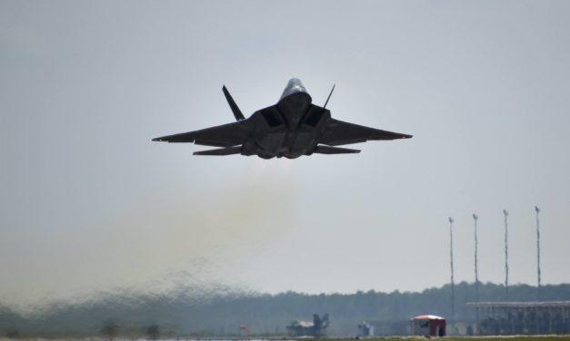 Tyndall Air Force Base Evening Update 9.9.17