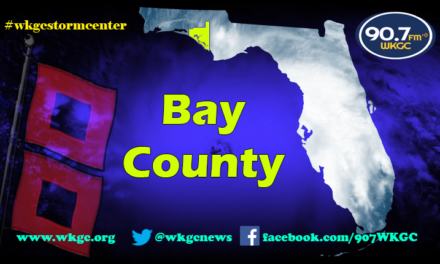 Bay County on Standby to Open Host Shelter, Activate Emergency Operations Center (Update 630pm cdt 9.9.17)