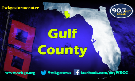 Gulf County Update 6pm 9.8.17