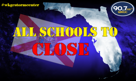 Governor Scott Closes All K-12 Public Schools, State Colleges, State Universities and State Offices to Begin Preparations Immediately
