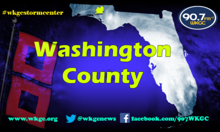 Washington County Shelters – (830pm cdt 9.9.17)