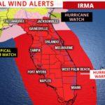Hurricane Irma 10am cdt 9.9.17 Update