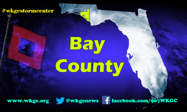 Bay County EOC – Tropical Storm Nate 10.6.17