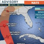 "Nate Trending West, but Confidence ""Lower than Normal"""