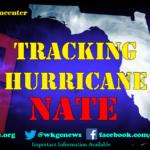 Hurricane Nate 10pm advisory