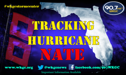Hurricane Nate 10pm advisory