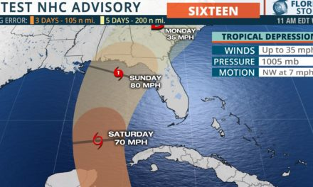 New Threat to Florida from the Tropics