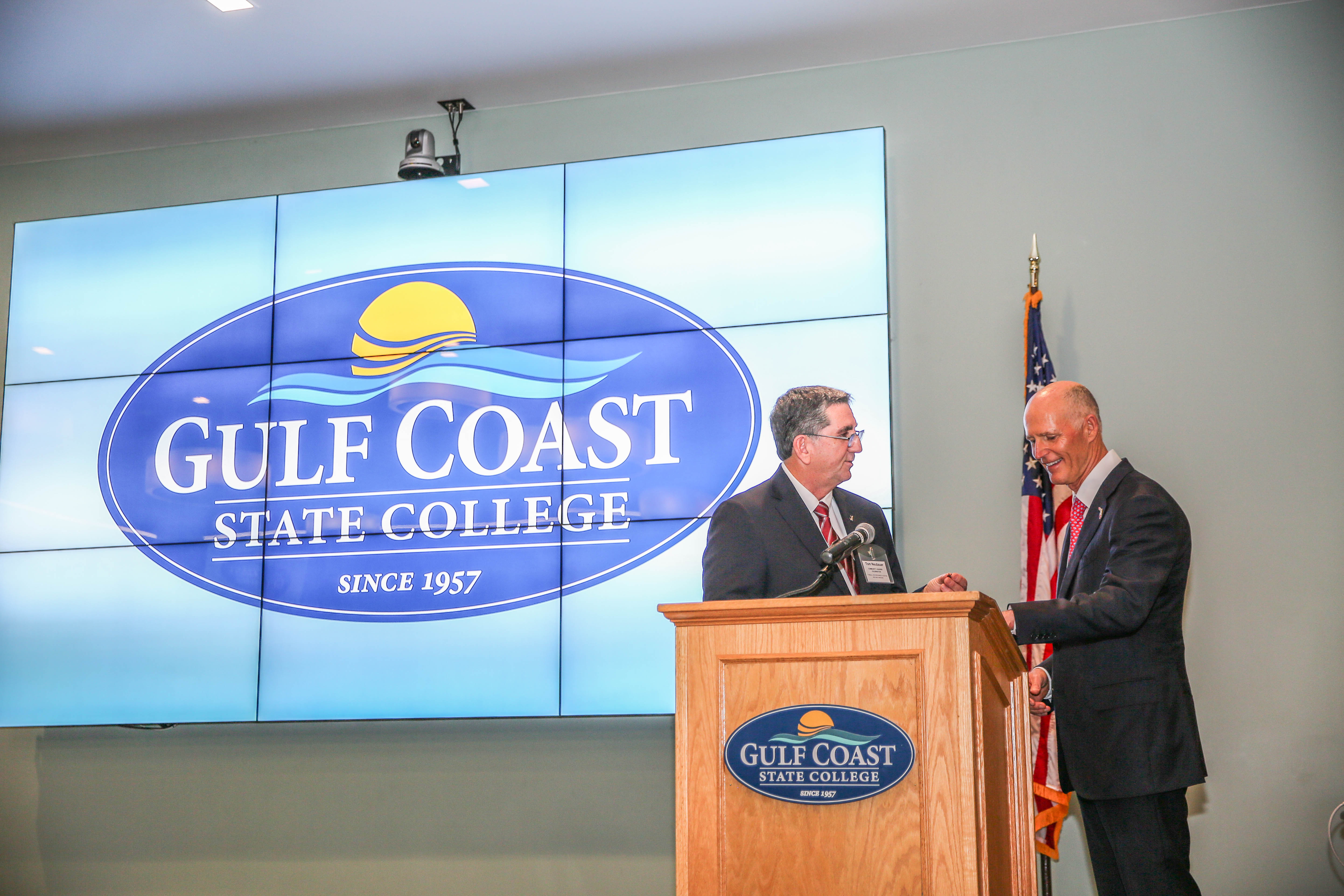 01-23-18 Governor Scott Attends Community Leaders Celebration for MQ-9 Reaper Wing