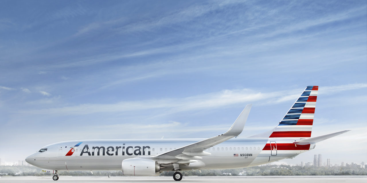 Northwest Florida Beaches International Airport Welcomes American Airlines